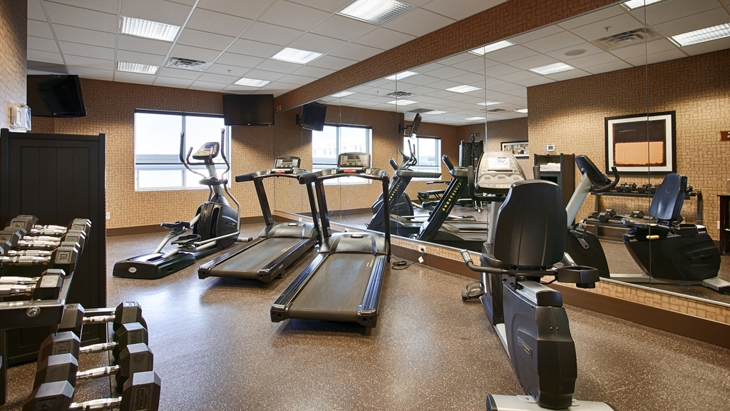 Best Western Premier Freeport Inn & Suites - Keep fit on the road using our state of the art fitness center with a variety of cardio and weight training equipment.