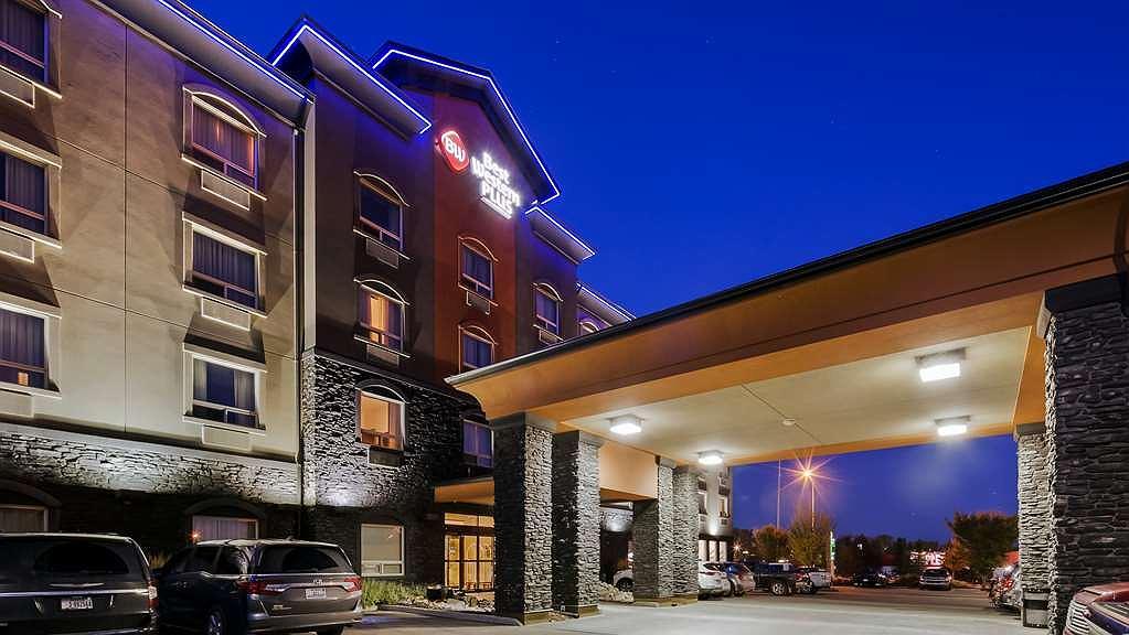 Best Western Plus The Inn at St. Albert - Area esterna