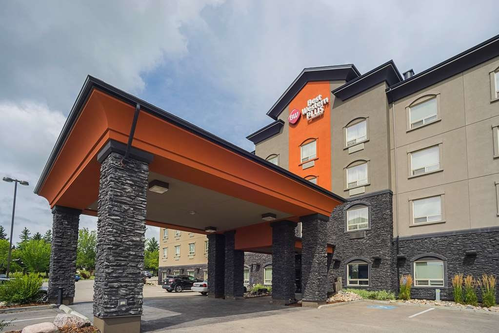 Best Western Plus The Inn at St. Albert - Vista Exterior