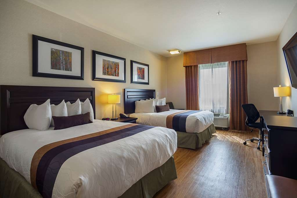 Best Western Plus The Inn at St. Albert - Habitaciones/Alojamientos