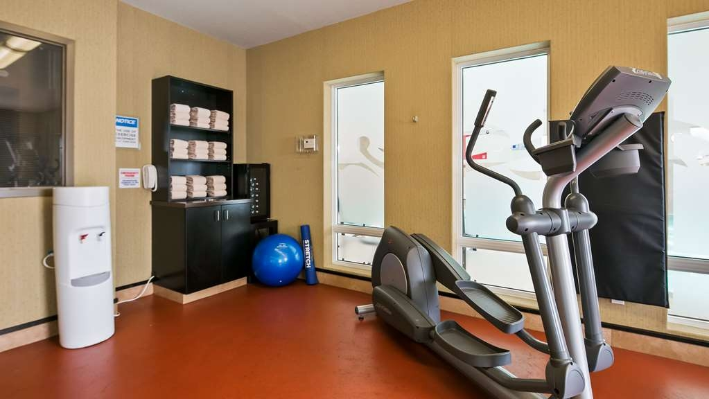Best Western Plus The Inn at St. Albert - Fitnessstudio