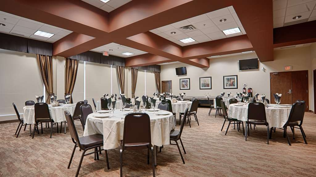 Best Western Plus Chateau Inn Sylvan Lake - Besprechungszimmer