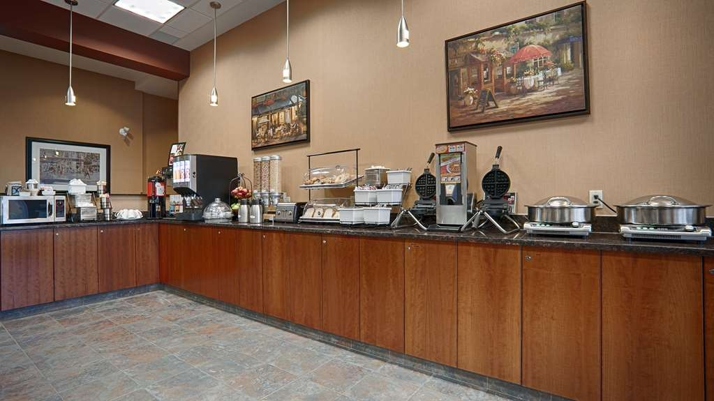 Best Western Plus Chateau Inn Sylvan Lake - Restaurant / Gastronomie