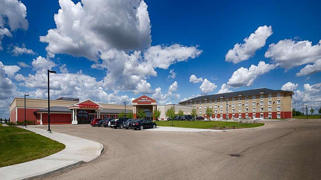Camrose Resort Casino, BW Premier Collection - Vista exterior