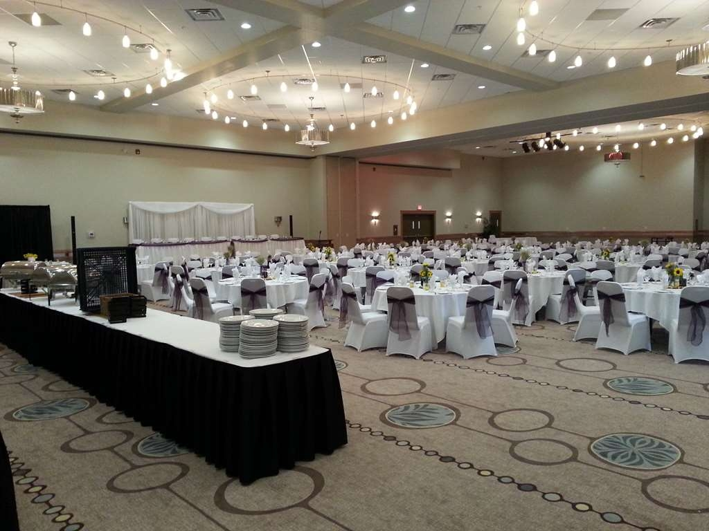 Camrose Resort Casino, BW Premier Collection - ballsaal