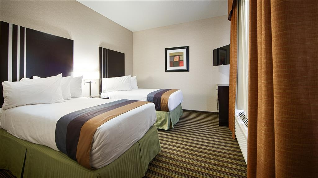 Best Western Plus Sherwood Park Inn & Suites - Suite