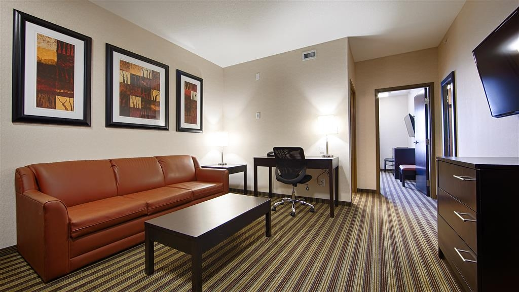 Best Western Plus Sherwood Park Inn & Suites - exekutive suite