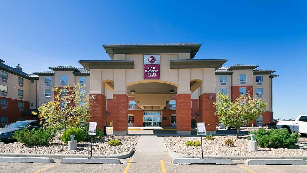 Best Western Plus Meridian Hotel - Area esterna
