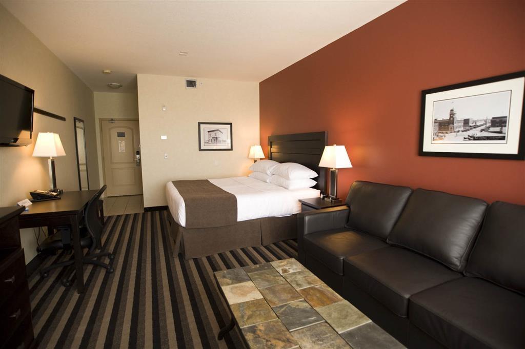 Best Western Plus Meridian Hotel - Deluxe-Zimmer