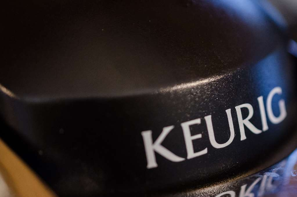 Best Western Plus Meridian Hotel - Keurig® Coffee Station in all guest rooms!