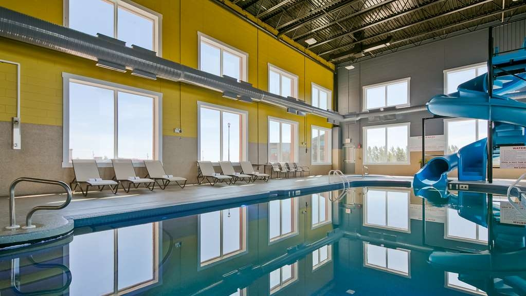 Best Western Plus Meridian Hotel - Indoor Pool