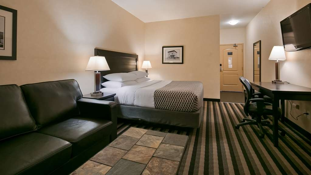 Best Western Plus Meridian Hotel - Guest Room