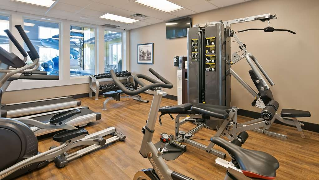 Best Western Plus Meridian Hotel - Fitness Center