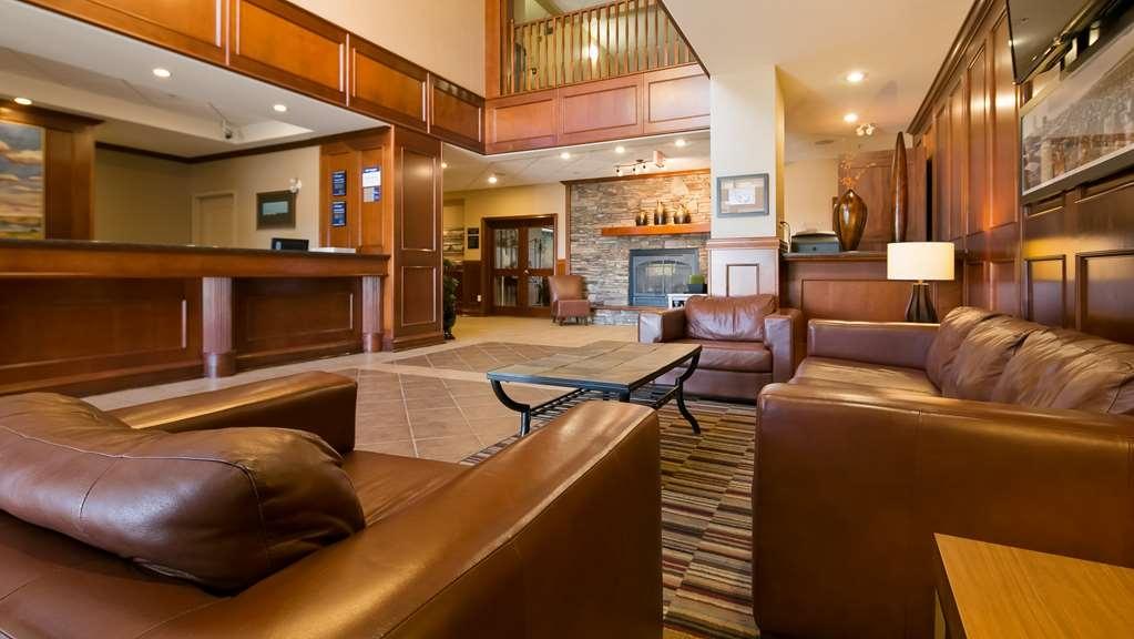 Best Western Plus Meridian Hotel - Lobbyansicht