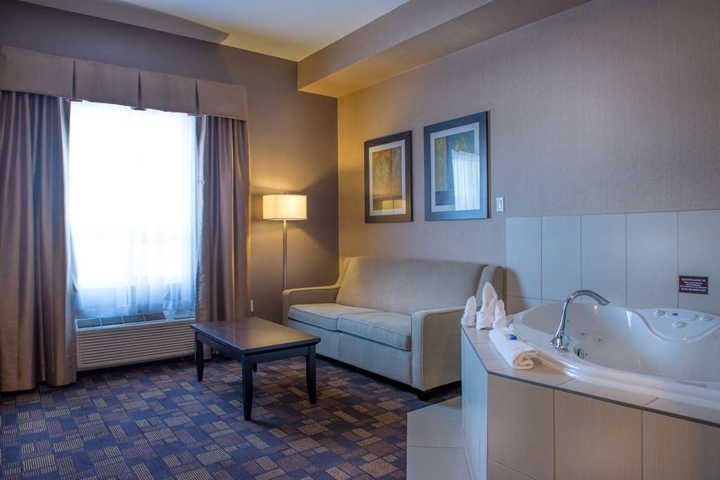 Best Western Plus Fox Creek - spa