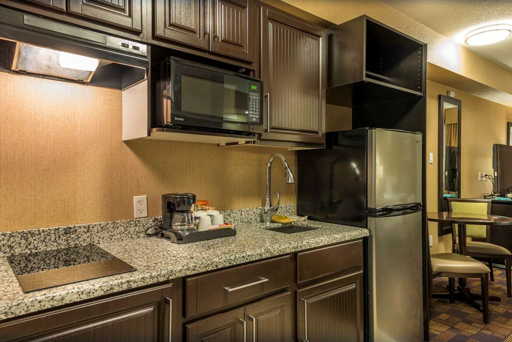 Best Western Plus Fox Creek - cuisine/kitchenette