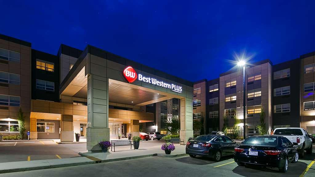 Best Western Plus Sawridge Suites - When your travels take you to Fort McMurray, stay at the Best Western Plus Sawridge Suites. We love having you here!