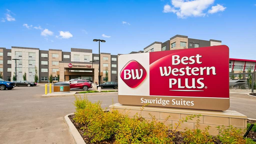 Best Western Plus Sawridge Suites - Vista Exterior