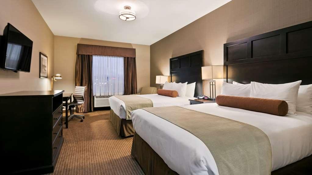Best Western Plus Okotoks Inn & Suites - Camere / sistemazione