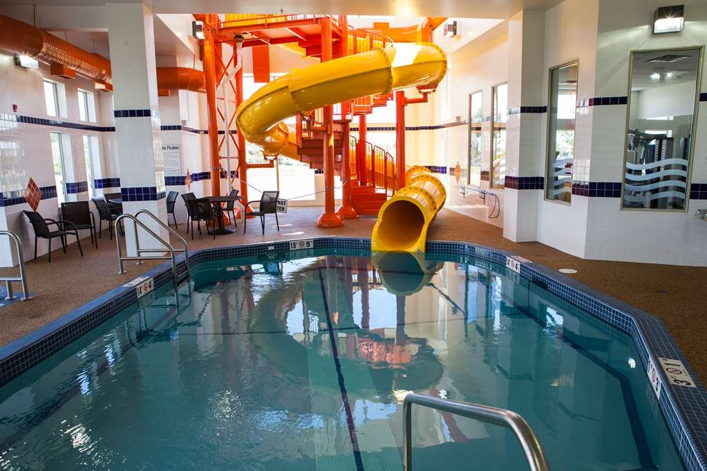 Best Western Plus Service Inn & Suites - Indoor Pool