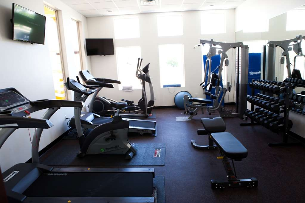 Best Western Plus Service Inn & Suites - Health Club