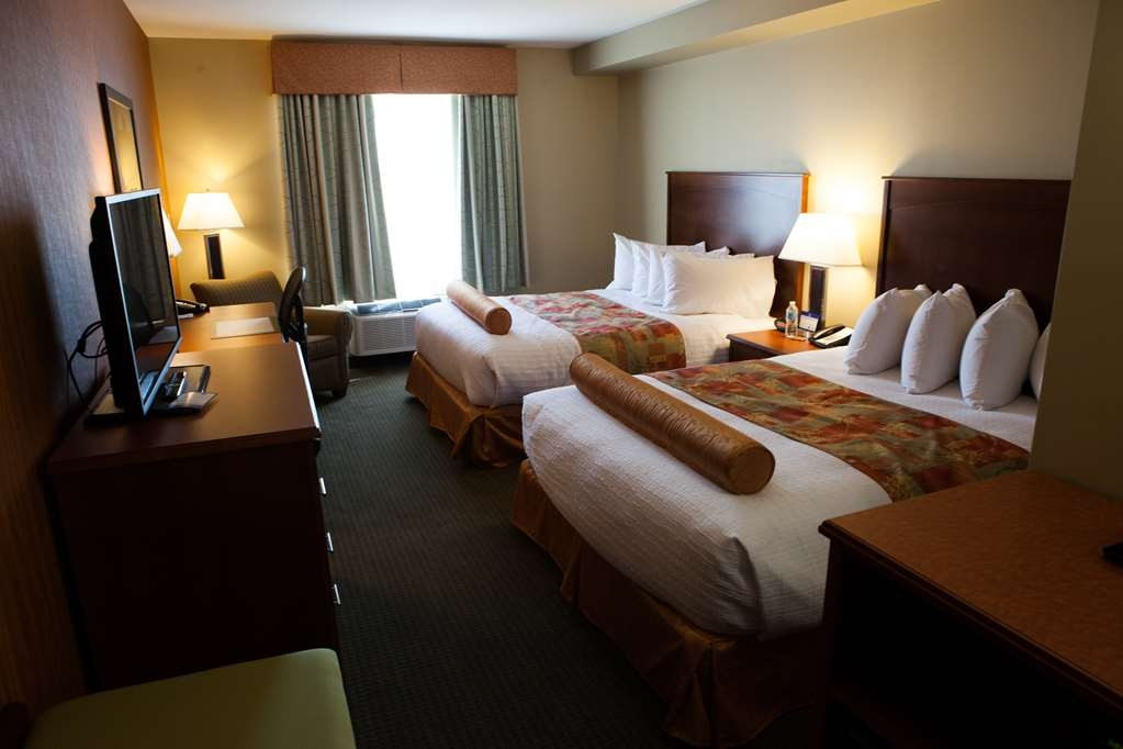 Best Western Plus Service Inn & Suites - Two Queen Guest Room