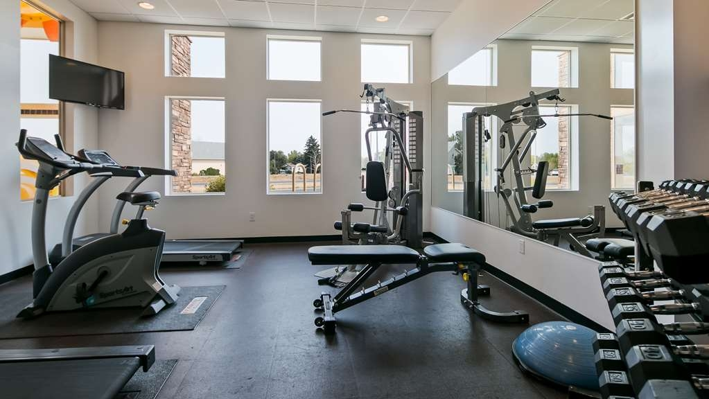 Best Western Plus Service Inn & Suites - Fitness Center