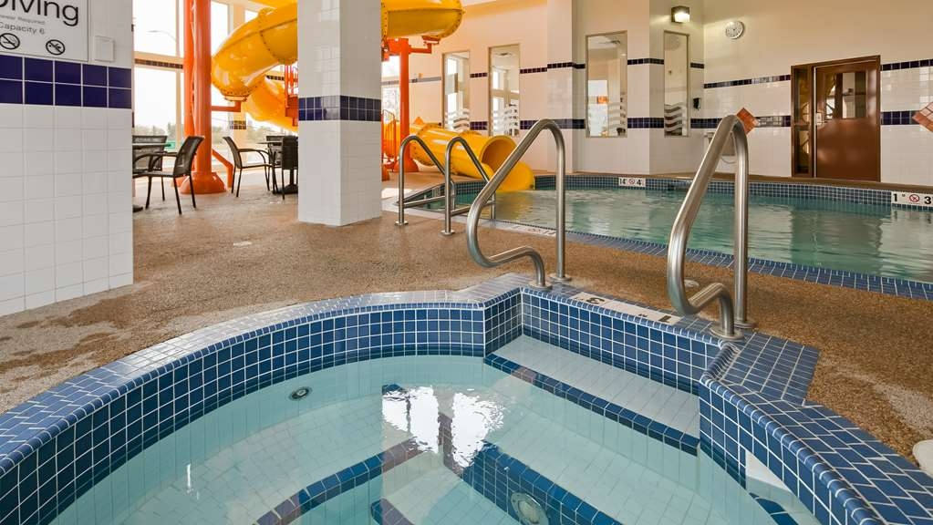 Best Western Plus Service Inn & Suites - Indoor Hot Tub