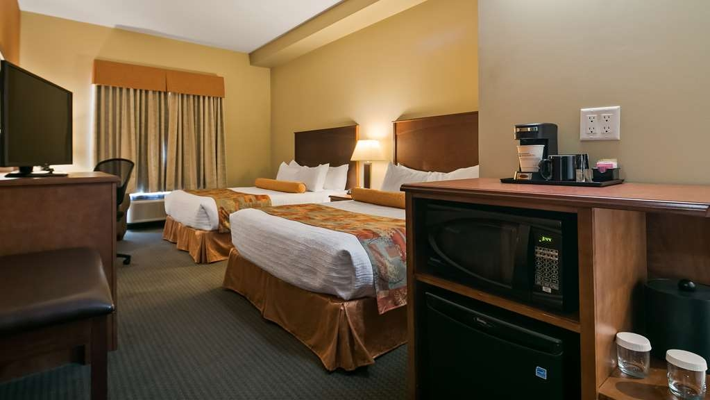 Best Western Plus Service Inn & Suites - Standard Two Queen Room
