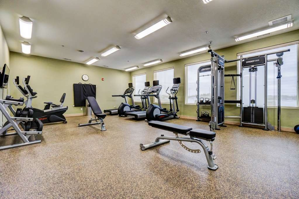 Best Western Plus Drayton Valley All Suites - Centro benessere