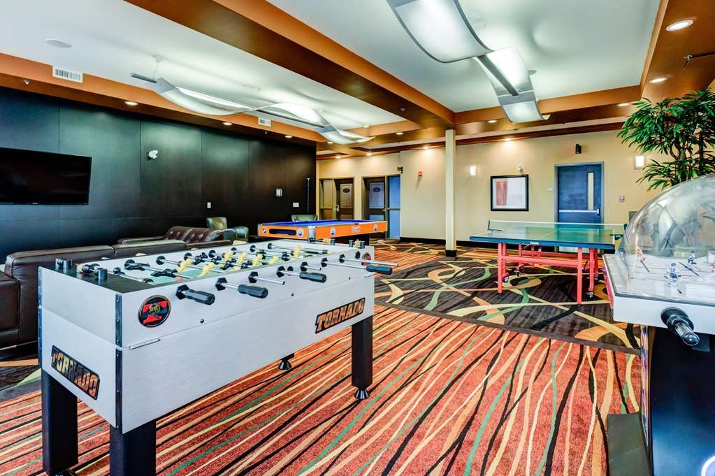 Best Western Plus Drayton Valley All Suites - Gioco-stanza