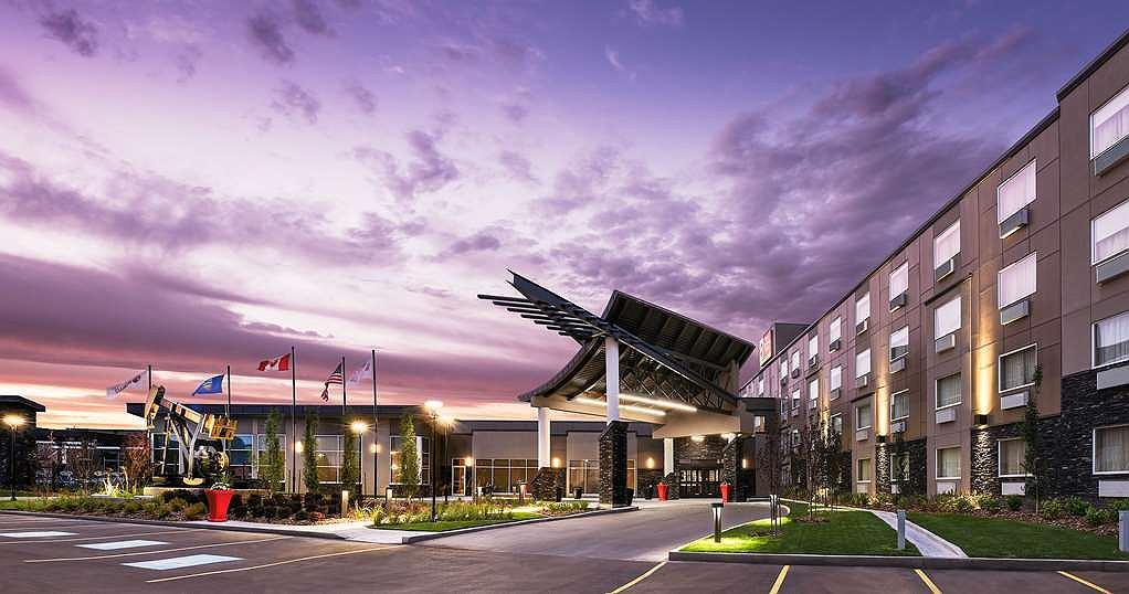 Best Western Plus Edmonton Airport Hotel - Area esterna
