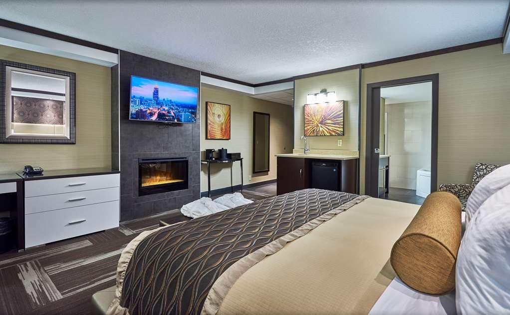 Best Western Plus Edmonton Airport Hotel - habitación de huéspedes-amenidad