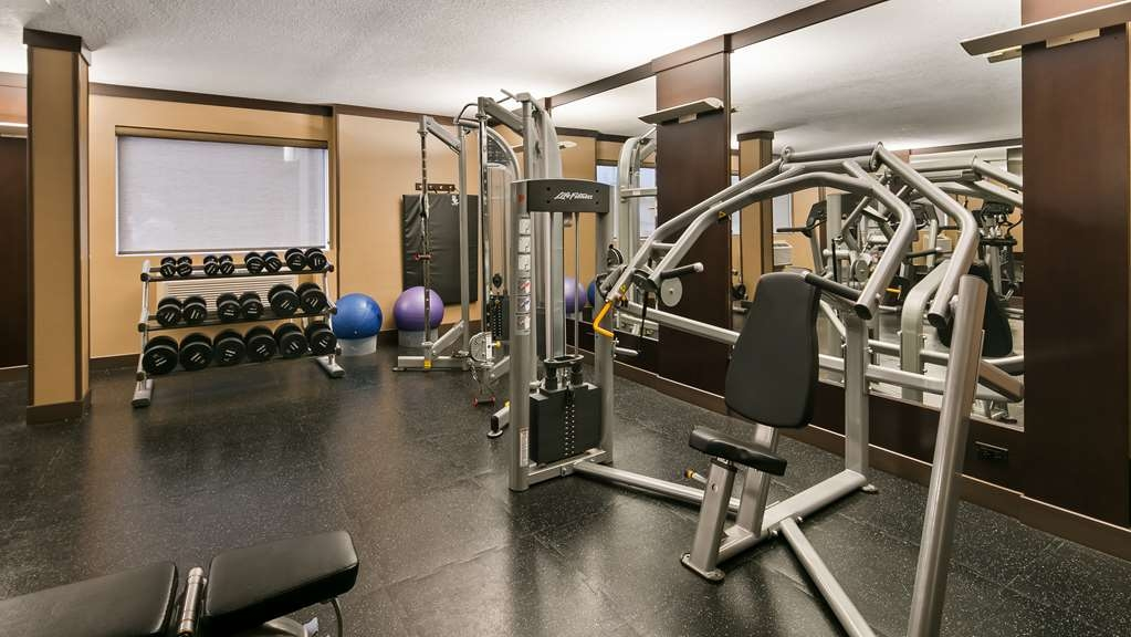 Best Western Plus Edmonton Airport Hotel - Club de remise en forme