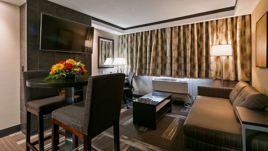 Best Western Plus Edmonton Airport Hotel - Habitaciones/Alojamientos