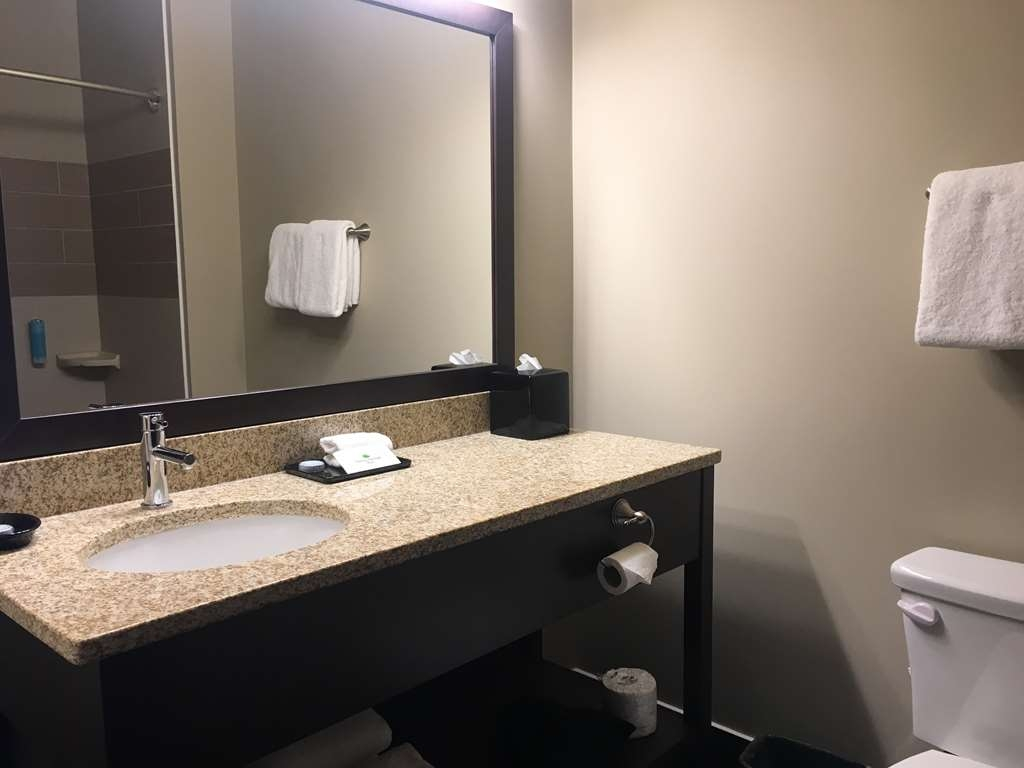 Best Western Plus Lacombe Inn & Suites - Camere / sistemazione