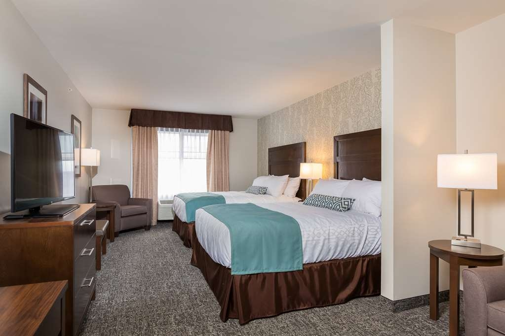 Best Western Plus Chestermere Hotel - Chambres / Logements