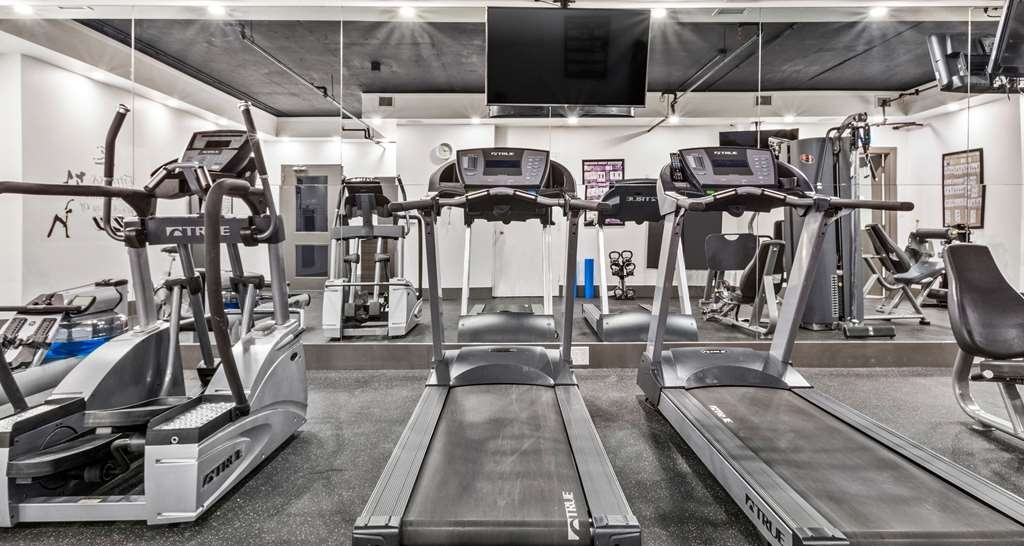 Best Western Premier Calgary Plaza Hotel & Conference Centre - Fitness Centre