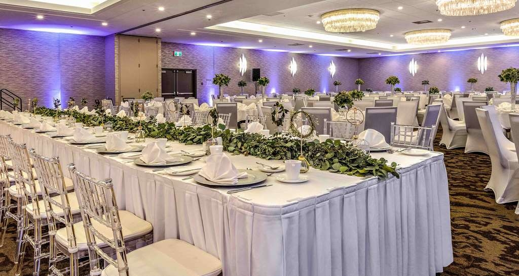 Best Western Premier Calgary Plaza Hotel & Conference Centre - Plaza Wedding