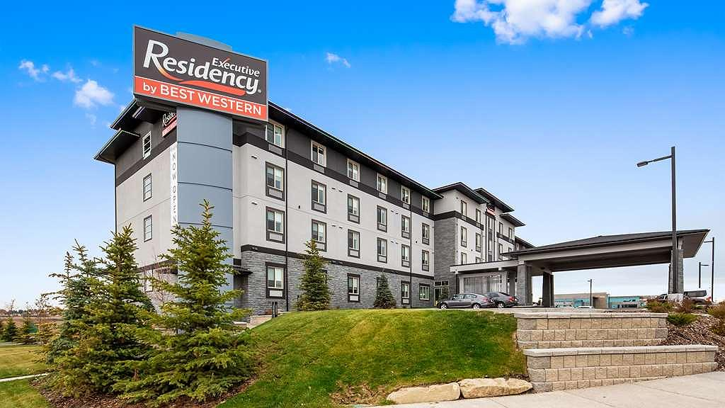 Executive Residency by Best Western Calgary City View North - Aussenansicht