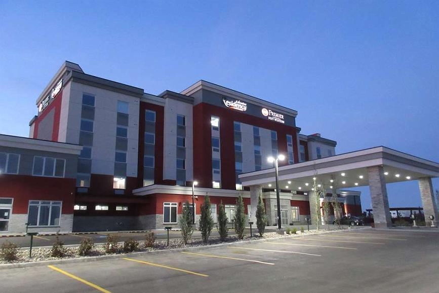 Best Western Premier Executive Residency Medicine Hat - Area esterna