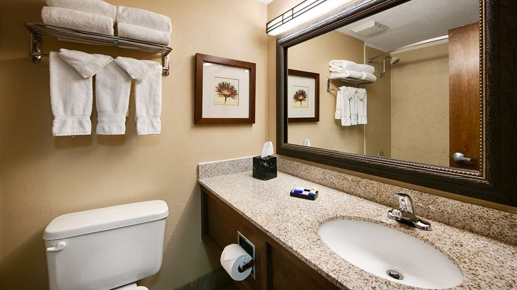 Best Western Plus Loveland Inn - Badezimmer