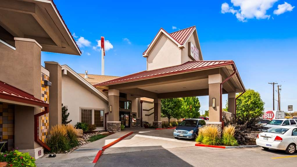 Best Western Plus Loveland Inn - Façade