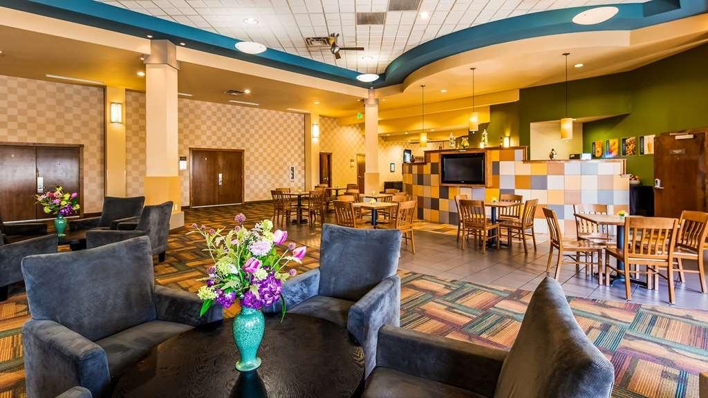 Best Western Plus Loveland Inn - Vue du lobby