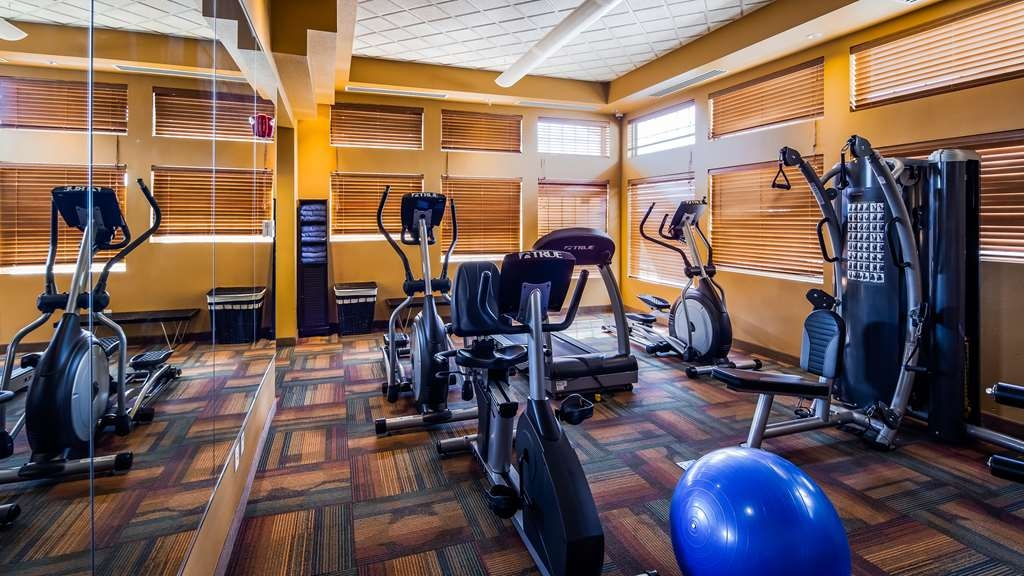 Best Western Plus Loveland Inn - Fitnessstudio