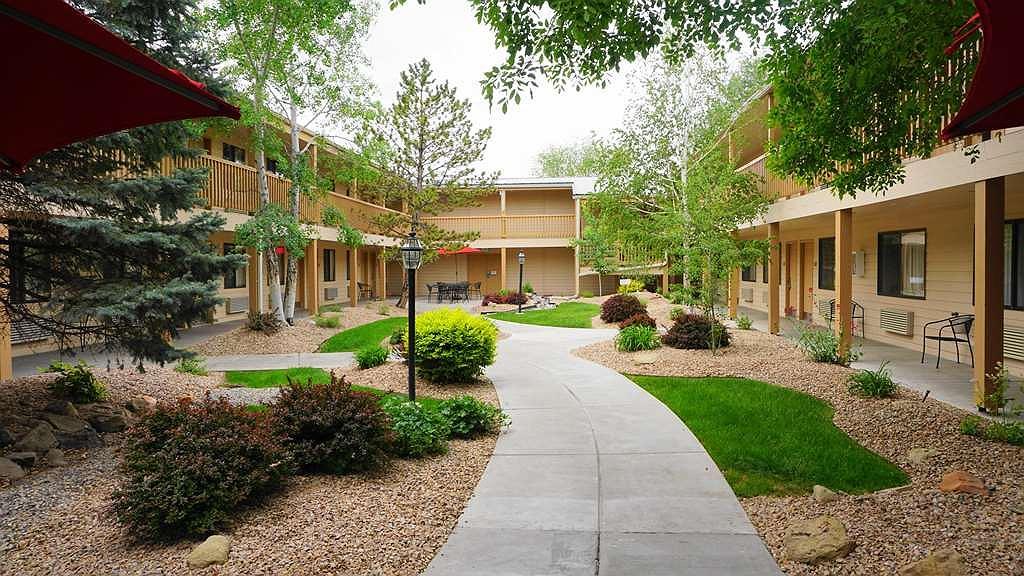 Best Western Grande River Inn & Suites - Area esterna