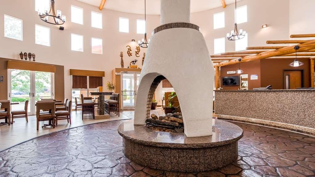 Best Western Kiva Inn - Vue du lobby