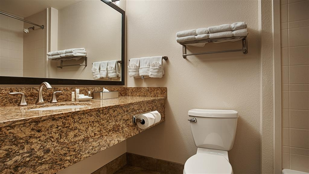 Best Western Plus Castle Rock - Salle de bain