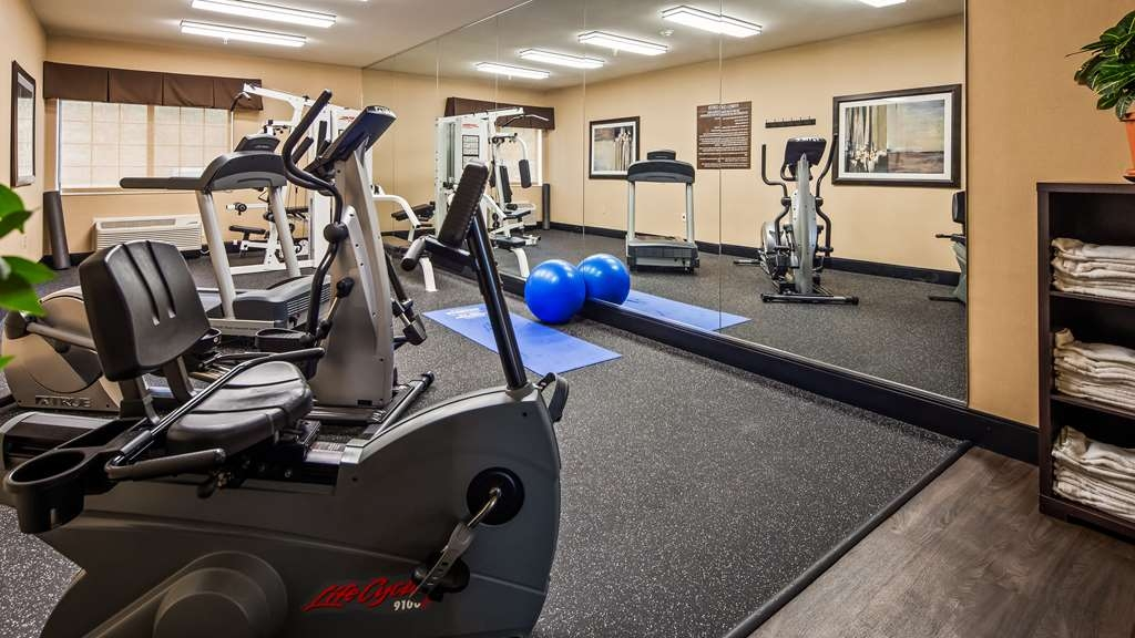 Best Western Plus Castle Rock - Club de remise en forme