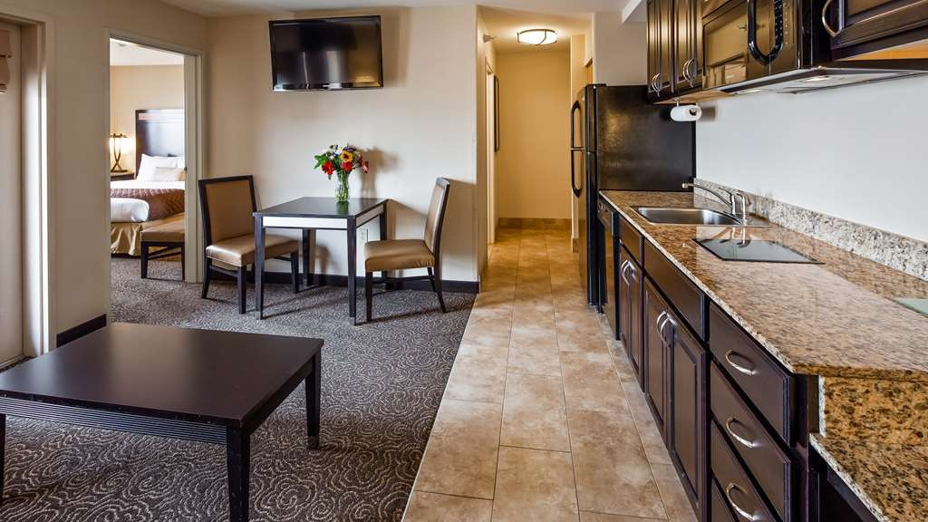 Best Western Plus Castle Rock - Suite